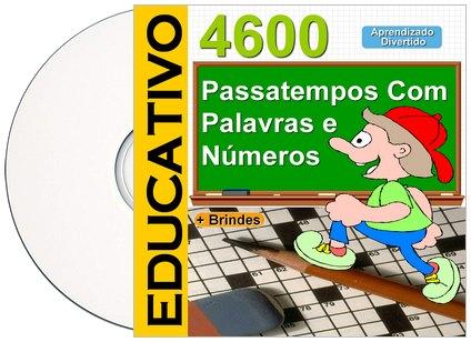 Modelos De Passatempos Educativos Para Imprimir